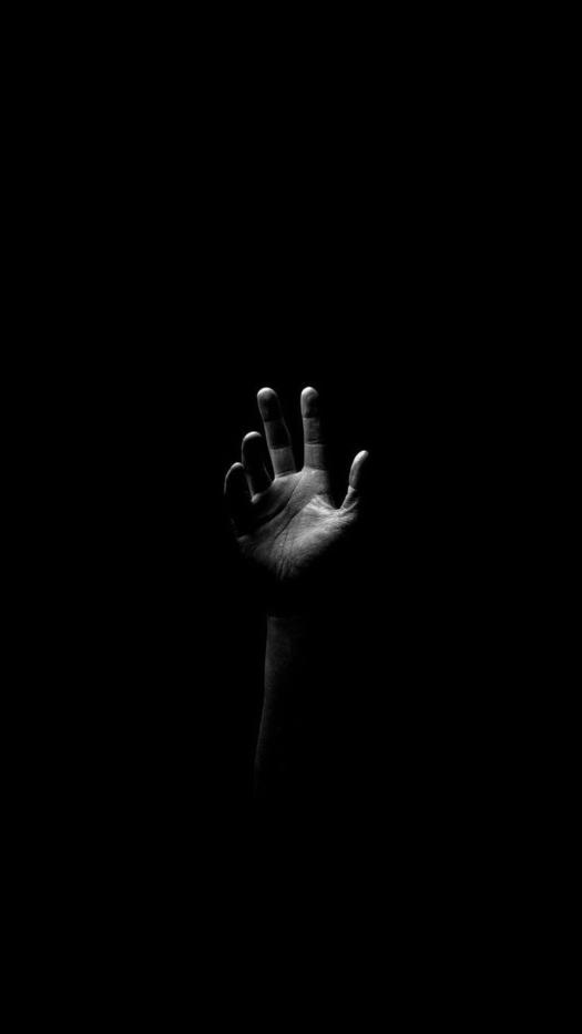 darknessHand